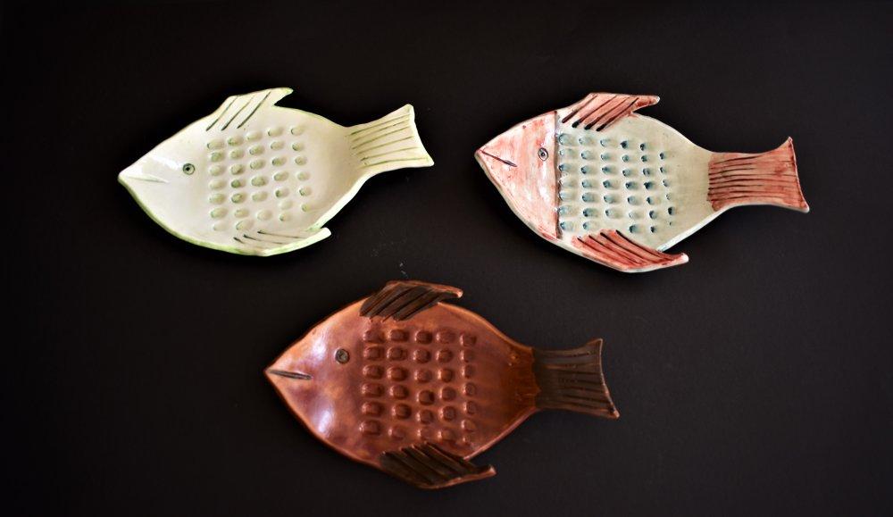 Μπολ οβαλ ψάρι