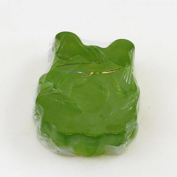 Χριστουγεννιάτικo σαπούνι Στεφάνι με άρωμα White Musk (Πράσινο)