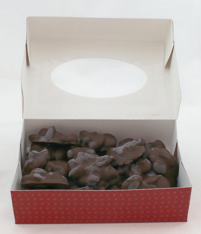 Σοκολατάκια αμυγδάλου