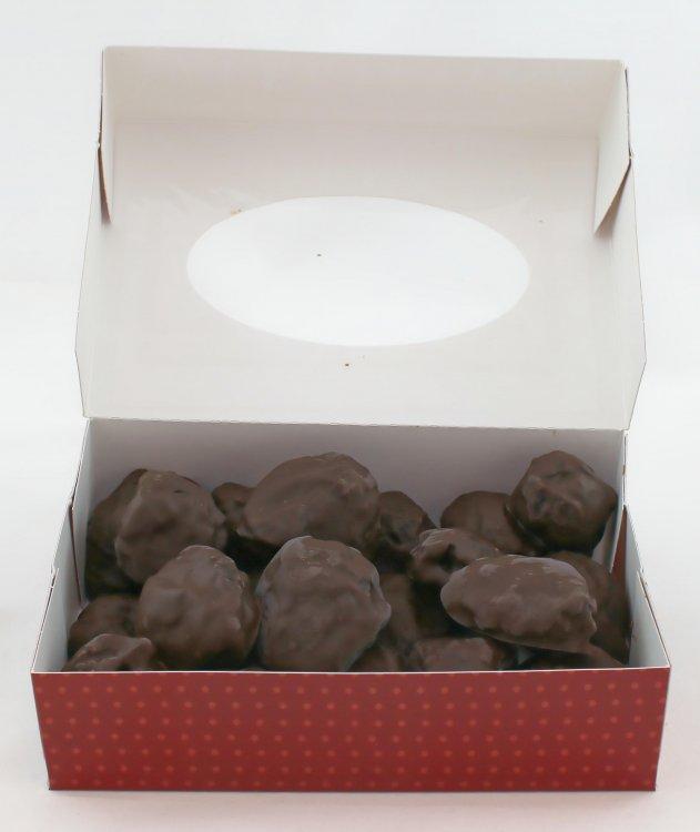 Σοκολατάκια δαμάσκηνο