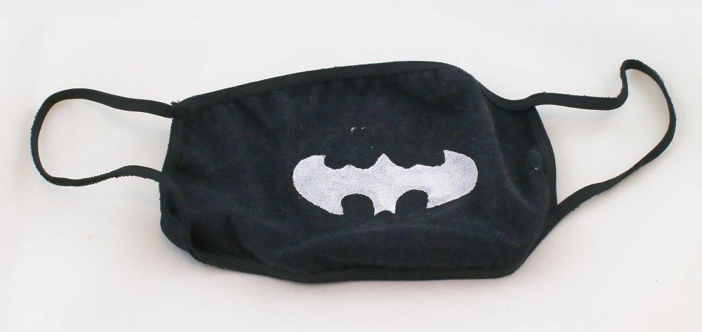 Μάσκα προστασίας - Batman (Μαύρη)