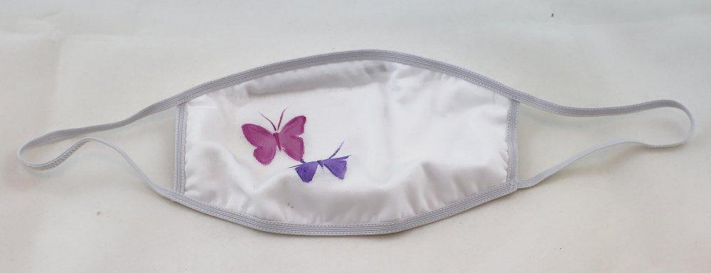 Μάσκα προστασίας - Πεταλούδες