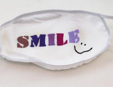 Μάσκα προστασίας - Smile