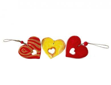 Κεραμική  καρδιά